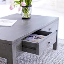square gray wood coffee table dark grey coffee table coffee tables