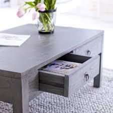 square gray wood coffee table dark grey coffee table coffee tables