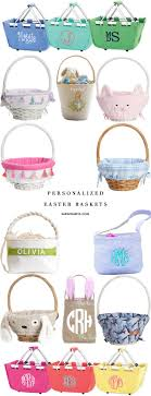 personalized easter egg baskets best 25 personalized easter baskets ideas on easter