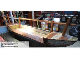 boat bench bali indonesia