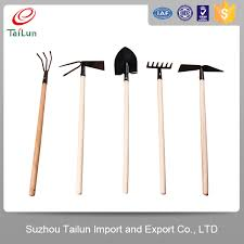 Types Of Gardening Tools - all types of bonsai farm french garden tools with wooden handle
