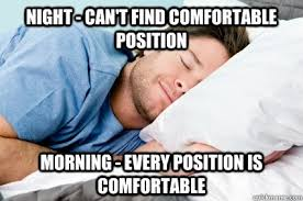 Alarm Meme - scumbag bed after my alarm goes off in the morning meme guy