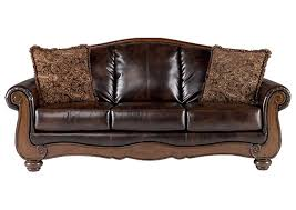 Selmers Home Furnishing Aberdeen WA Barcelona Antique Sofa - Antique sofa designs
