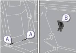 fixation siege auto isofix peugeot 3008 fixations isofix sécurité des enfants manuel