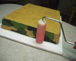 camoflauge cake how to make a camouflage pattern buttercream cake cakecentral