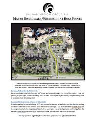 Boca Raton Map Download Directions And Map To Bauman Medical Group Hair