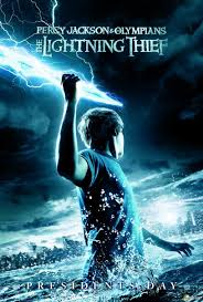 Percy Jackson and the Olympians The Lightning Thief