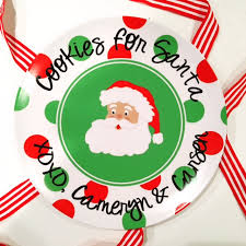haymarket designs personalized christmas plates and platters