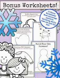 Ptsd Worksheets Snowflakes Self Esteem And Self Confidence A Wintry Mix Of