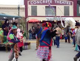 cajun mardi gras costumes mardi gras concrete washington