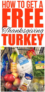 how to get a free thanksgiving turkey thanksgiving turkey