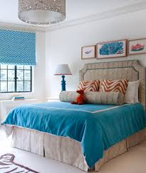Turquoise And Beige Bedroom 30 Modern Bedroom Ideas Real Simple