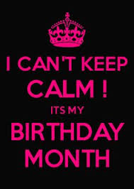 Keep Calm Birthday Meme - poster created with the keep calm o matic why not create your own