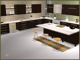 comptoir de la cuisine cuisine avec comptoir bar fashion designs