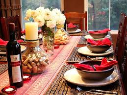 travel themed table decorations 5 travel inspired party ideas red tablecloth table decorations