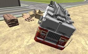 minecraft fire truck fire truck driving 3d android apps on google play