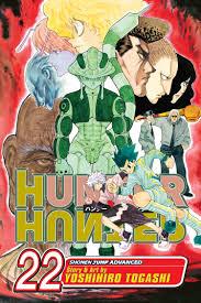 hunter x hunter hunter x hunter vol 22 book by yoshihiro togashi official