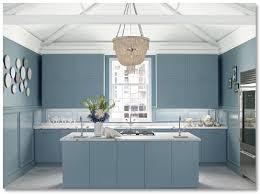 painted blue kitchen cabinets designer ideas for painting your kitchen cabinets house painting