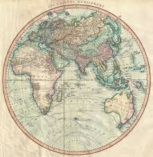 Northern Hemisphere Map File 1801 Cary Map Of The Eastern Hemisphere Asia Africa