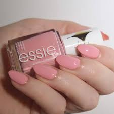 essie retro revival 2017 collection blush pink nails pink nail