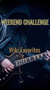 Challenge Wiki Weekend Challenge Wiki Favorites Black Metal Amino
