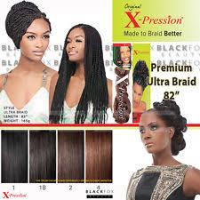 bijoux xpression kanekalon braiding hair x pression hair ebay