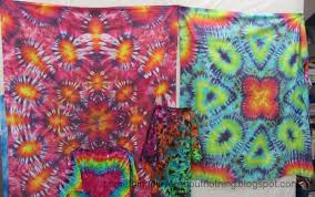 How To Make A Colorado Flag Tie Dye Shirt Tie Dyeing