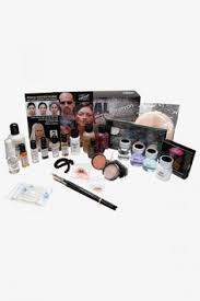 professional special effects makeup kits before you start special effects makeup school practice with