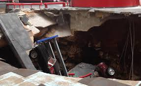 corvette museum collapse wku karst engineering expertise highlighted at museum sinkhole