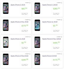 Telus Black Friday Iphone 6 6 Plus Various Telus Bell Iphone 6 All Sizes 6 16gb 105 On 2 Years Page