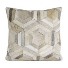 bedroom stunning cowhide pillows for home accessories ideas
