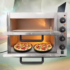feu de cuisine électrique four à pizza pont ce commerciale cuisson feu