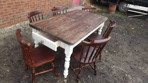 shabby chic farmhouse table tables for sale regency chic