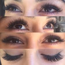 Eyelash Extensions Near Me Novalash American Volume Eyelash Extensions By Rebecca Esquivel I