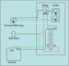 yet another arduino 110v power controller