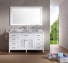 Bathroom Single Sink Vanities by Ariel Bath Kensington 61