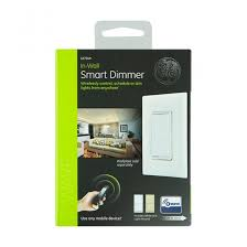 z wave light switch dimmer ge z wave in smart dimmer switch in wall smart dimmer