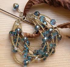 bead bracelet make necklace images 389 best beaded bracelets images beaded crafts jpg