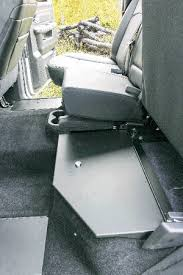 Dodge Gun Vaults Vehicle Gun Storage Steel Rifle Vaults Conceal Pro