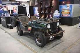 jeep willys truck lifted truck trend u0027s best of the 2016 sema show