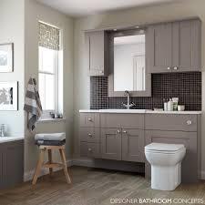 designer combination bathroom furniture units uk modern bathroom