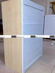 Roller Shutter Cabinets Bar Cabinet - Kitchen cabinet roller doors