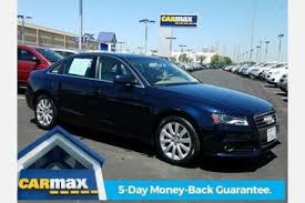 2011 audi a4 maintenance schedule used 2011 audi a4 for sale pricing features edmunds