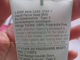 Clinique Skin Care Reviews Review Clinique 3 Step Step Cleansing Liquid Soap