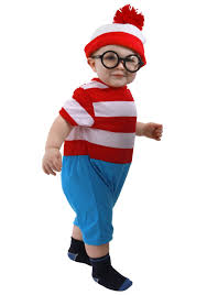 where s waldo costume waldo infant onesie