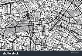 Map Of Berlin Germany by Urban City Map Berlin Germany Stock Vector 515899726 Shutterstock
