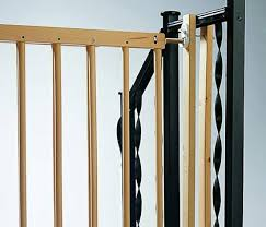 Baby Gates For Bottom Of Stairs With Banister Gate Installation Kit