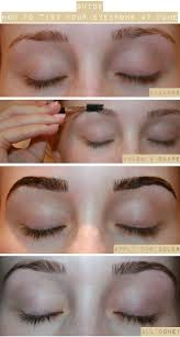 Shaping Eyebrows At Home How To Tint Your Eyebrows At Home Guide Louise