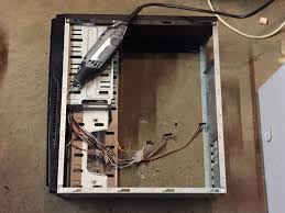 it started with a case diy test bench case tech tested