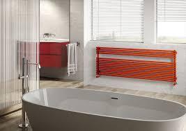 Contemporary Bathroom Water Towel Radiator Steel Contemporary Bathroom Rigo